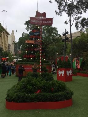 Christmas Square!
